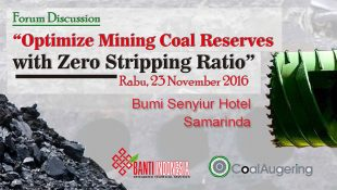 Optimize Coal Mining Reserves with Zero Stripping Razio