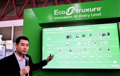 Martin Setiawan VP Partner Project and EcoBuilding SEI