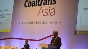 Coaltrans Asia Ke-24 Dimulai