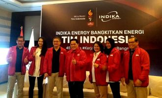 Indika Energy Beri Dukungan Finansial Tim Indonesia Di Asian Games 2018