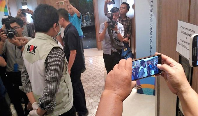 KPK Tetapkan Dirut PLN Tersangka Suap PLTU Riau-1
