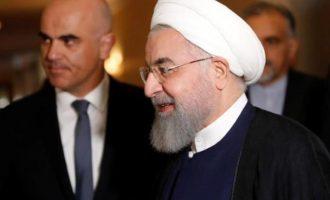 Rouhani: AS Incar Tutup Ekspor Minyak Iran