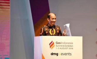 Pemerintah Genjot Infrastruktur Gas Bumi