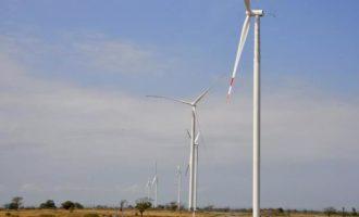 Pembangkit listrik Angin Jeneponto Beroperasi November 2018