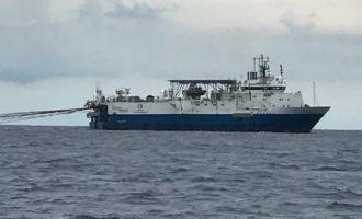 Pertamina Cari Cadangan Migas Baru di Selat Malaka
