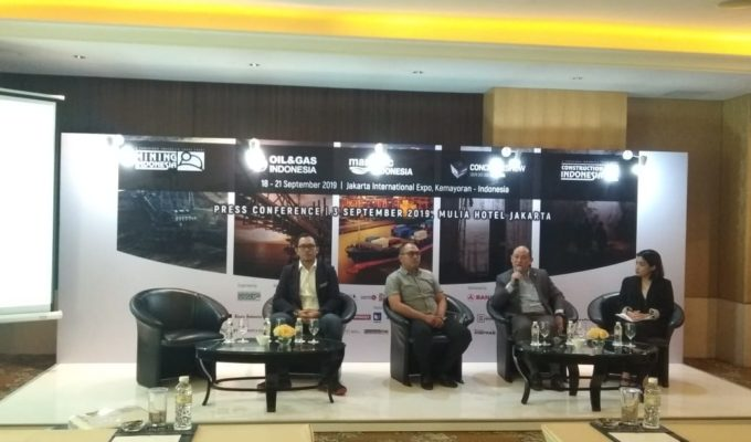 Pamerindo Gelar Pameran Energy & Engineering Indonesia