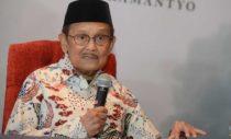 Jonan: Habibie Tokoh Perkembangan Teknologi Modern di Indonesia