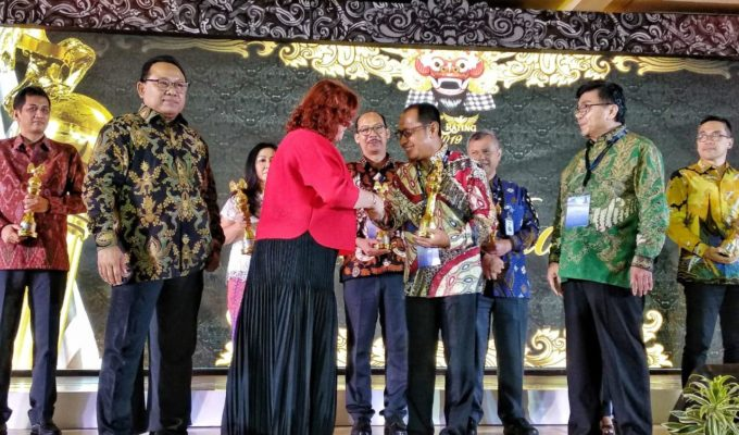 Pertamina EP Raih Peringkat Gold Di Asia Sustainability Reporting Rating 2019